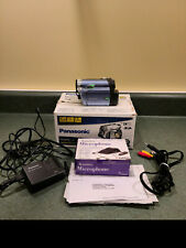 Panasonic PV-GS36 Camcorder External Microphone