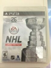 PS3 - NHL 16 LEGACY EDITION (Brand NEW Sealed)  HOCKEY 2016