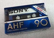SONY AHF 90 2Pack of cassette tapes № 775