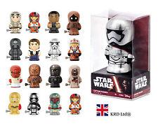 STAR WARS Clockwork Toy Darth Vader Stormtrooper Kylo Ren Yoda FIGURE COLLECTION