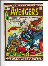 Avengers 93 Marvel Comics 1971