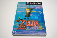 The Legend of Zelda Wind Waker Kaze no Tact gamecube GC Japanese