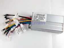 Electric Bicycle 60V 500W Brushless Speed Motor Controller For E-bike & Scooter