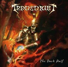 TRANSNIGHT Dark Half CD 10 tracks FACTORY SEALED NEW 2011 Pure Underground Ger