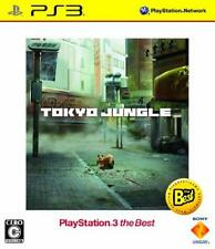 Playstation 3 TOKYO JUNGLE PlayStation 3 the Best Japan import F/S