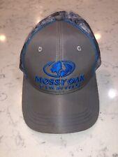 Mossy Oak Fishing Adjustable Hat Cap
