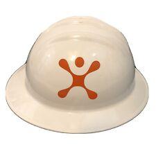 Vintage Bullard Safety Hard Hat 303 Cingular Wireless Missing Liner