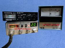 PARA DYNAMICS MODEL PDC5 SWR / POWER METER & MATCHER