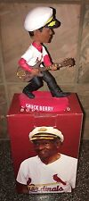 Chuck Berry Bobblehead St. Louis Cardinals 2014 Rare Theme SGA New W/Box L@@K