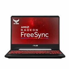 """ASUS TUF 15.6"""" Gaming Laptop AMD Ryzen 5-3500H 8GB RAM 1TB+8GB SSHD 4GB Graphics"""