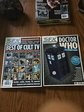SFX COLLECTION DOCTOR WHO +MAGAZINES LOT OF 2 Lv