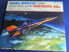 EARL BOSTIC - Plays Sweet Tunes of the FANTASTIC 50's, 1959