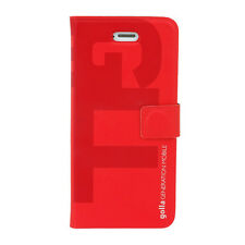 Golla G1494 CARLOS Slim Folder Tasche Hülle Etui Apple iPhone 5 5S SE | Rot #236