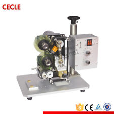 Small Size Solid Ink Roller Printing Coder Band Sealing Machine NY-801A