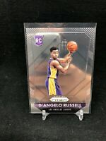 D'angelo Russell 2015-16 Panini Prizm Basketball Rookie Card #322 Lakers H84