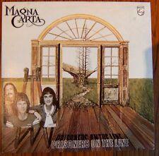 MAGNA CARTA - Prisoners On The Line LP (+LYRIC SHEETS)