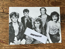 G' RACE - DUTCH POP (Manhattan) - ORIGINAL DUTCH PROMOTIONAL PHOTO FOTO