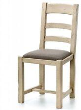 Stühle Objektmöbel aus Eiche fürs Wohnzimmer