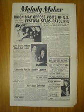 MELODY MAKER 1951 APR 21 LEW STONE EDMUNDO ROS JAZZ