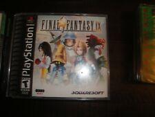 Final Fantasy 9 Ps 1