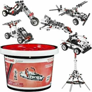 Meccano Junior Engineering & Robotics 15104 -150 Pieces