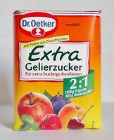(5,50€/1kg) Dr.Oetker Extra Gelierzucker 2:1  500g