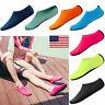 US Unisex Barefoot Water Skin Shoes Swim Socks for Beach Surf Swim Yoga Exercise