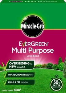 Miracle-Gro Multi Purpose Grass Seed 1.6kg
