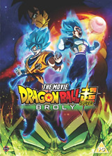 BROLY PACK DRAGON BALL SUPER BOOSTER 2 CARTES NEUF BLISTER  P-091 P-092 DBS
