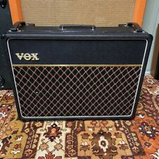 Vintage 1960s Vox JMI AC30 2x12 Amplifier Amp Cabinet EMPTY Spares or Repairs