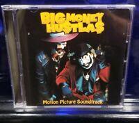 Insane Clown Posse - Big Money Hustles Soundtrack CD Rare Alt Press twiztid icp
