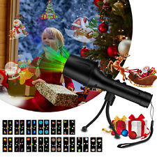 Christmas Star Laser Projector Light LED Outdoor Lamp Moving Xmas Decorations