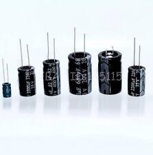2PCS New 400V 150uF 400Volt 150MFD Electrolytic Capacitor 18mm×35mm Radial