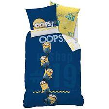 Parure de lit Minions Oops 140x200 cm - 100 coton