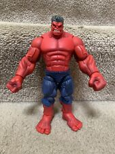 Marvel Legends BAF Target Red Hulk Figure 6? Scale