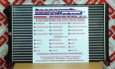 RADIATORE FIAT DOBLO 1600 BENZINA / METANO / GPL DAL '05 -> NUOVO !
