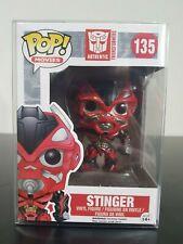 Transformers Funko Pop - Stinger - No. 135