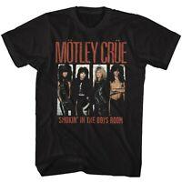 MOTLEY CRUE cd lgo SMOKIN' IN THE BOYS ROOM Official SHIRT XL OOP girls girls