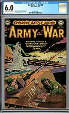 Our Army at War #6 CGC 6.0 Rare