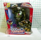 2007 Transformers Animated Leader Class Bulkhead Action Figure New For Sale