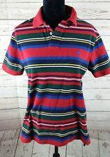 Ralph Lauren Polo Custom Fit Vintage Stripped Shirt Large