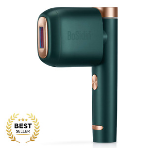 BoSidin Painless Permanent Hair Removal Device for Women & Men - Body and Face