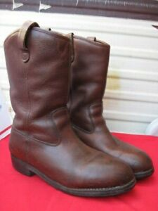 Cabela's Leather Gore-tex Lined Boots Sz. 10 EE