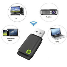 Network Usb 300Mbps Wifi Wireless Adapters Pc Laptop Dongle Windows 10 8 7Xp