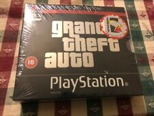 Grand Theft Auto Collectors' Edition - GTA/ II/ London PS1 PS2 PS3 SEALED PAL UK