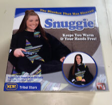 NOB SNUGGIE The Blanket That Has Sleeves As Seen On TV - Tribal Stars