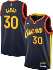 Golden State Warriors Stephen Curry Nike 20-21 NBA Swingman Jersey City Edition