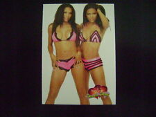 2003 Benchwarmer Tenison Twins Double Play Insert PLAYMATE