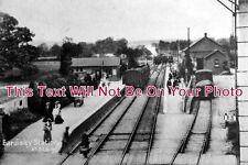 HR 50 - Eardisley Railway Station, Herefordshire c1909 - 6x4 Photo