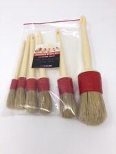 RG UK Raceglaze Ltd 5 Brush Set + XL Brush  5+1 FREE SHIPPING!